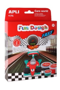 Sada FUN DOUGH Formule 1 mix barev